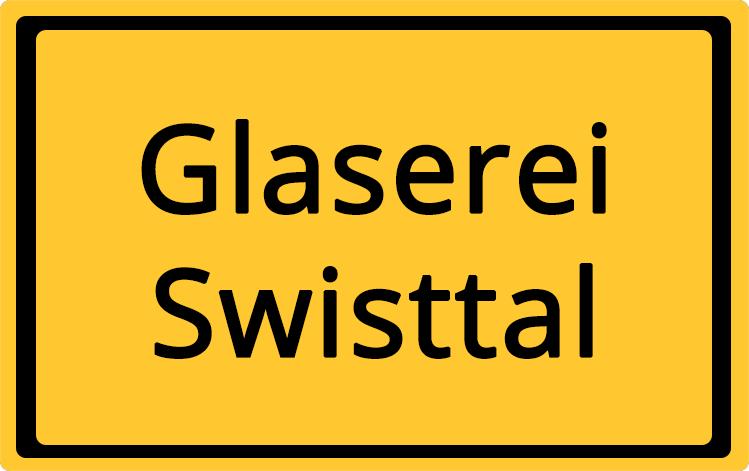 Schild Glaserei Swisttal